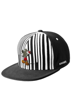 kangol  DISNEY INK LINKS Black<