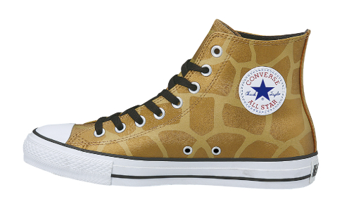 コンバースALL STAR ANIMAL(Gold)