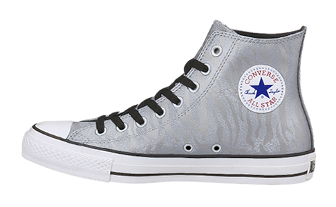 コンバースALL STAR ANIMAL(Silver)