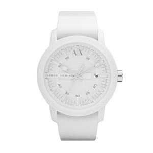 コーデのオシャレ度が確実に上がる! ARMANI EXCHANGEのポップな腕時計!