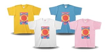 日の出旗Tシャツ