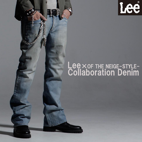 Lee×OF THE NEIGE-STYLE-
