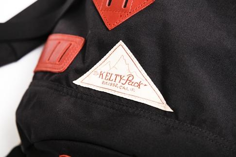 KELTY ロゴ