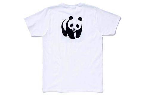XLARGE & WWF Tシャツ