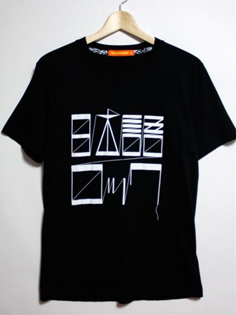 THUNDERBOX Tシャツ黒