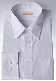 【激安◎】白無地レギュラーワイシャツ