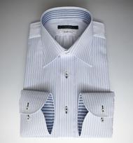 【形態安定】綿100%の柔らかさと形態安定の機能性を両立させたクラシコシャツ