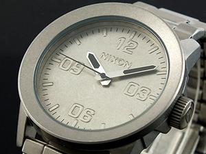 ニクソン NIXON 腕時計 PRIVATE SS A276-1033 ALL RAW STEEL