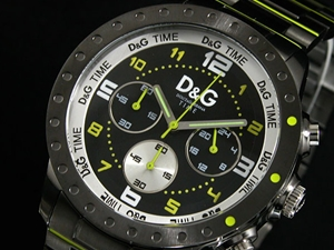 D&G ドルチェ&ガッバーナ 腕時計 ナバジョ DW0193
