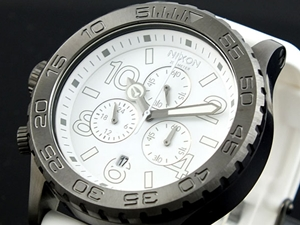 ニクソン NIXON 腕時計 42-20 PU CHRONO A038-486